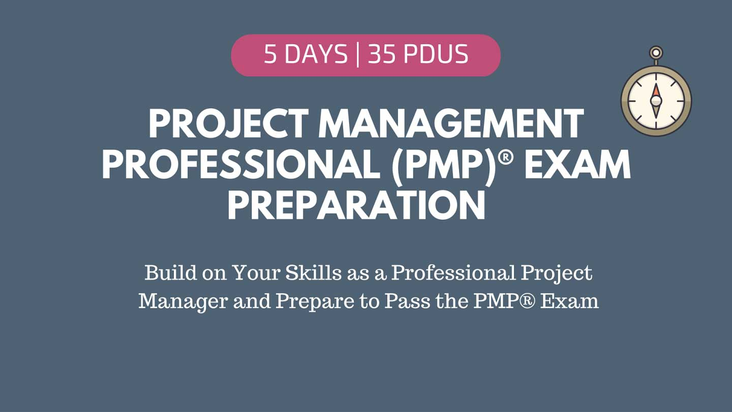 Malaysia Project Management Professional Pmp Exam Preparation