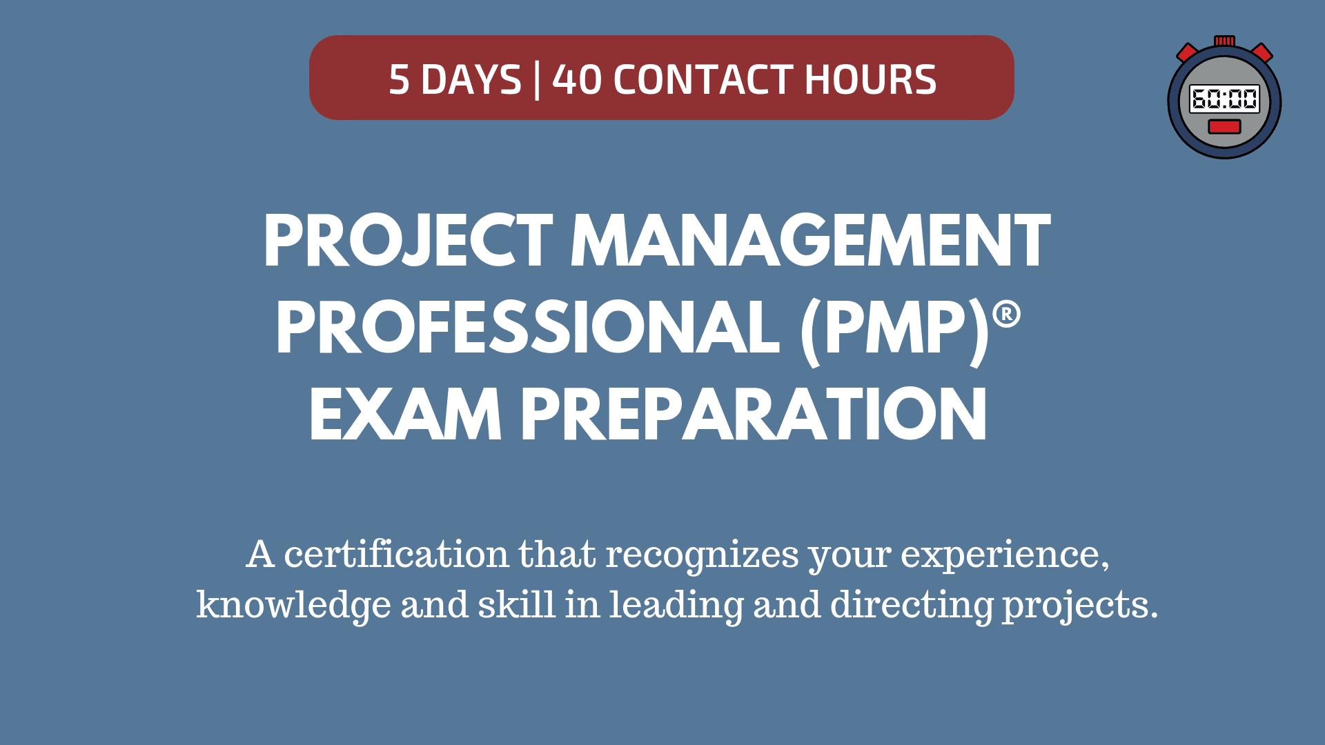 Project Management Epm