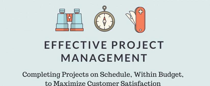 SINGAPORE – Effective Project Management (16, 17 & 18 November Weekday)
