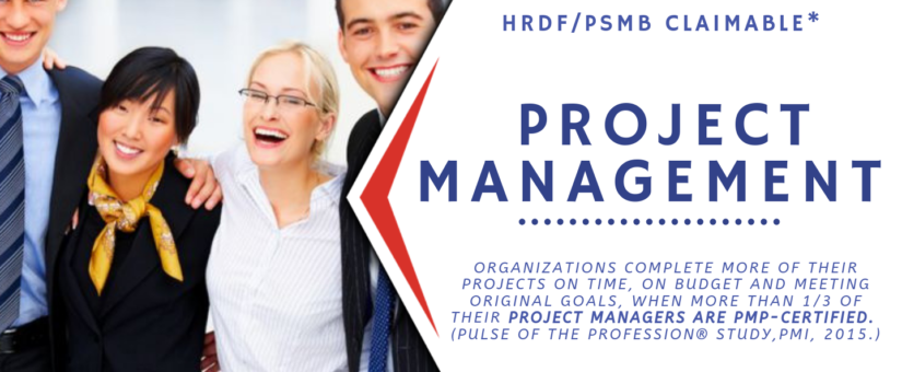 VIRTUAL CLASSROOM (Malaysia) – Effective Project Management (1 -3 Dec Weekday)