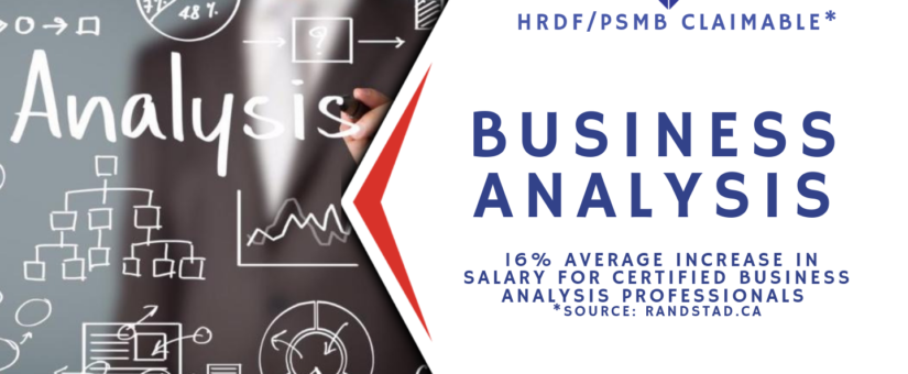 VIRTUAL CLASSROOM(Malaysia) – Business Analysis Fundamentals (Dec 2021)