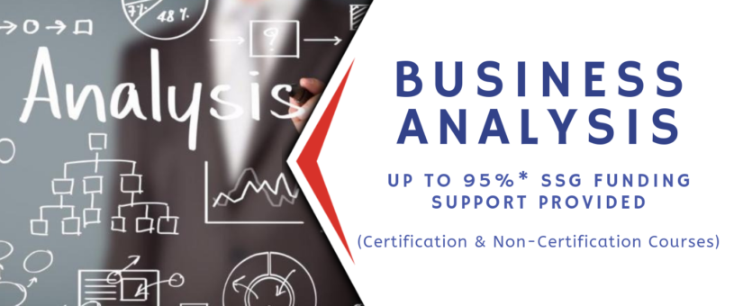SINGAPORE – Certified Business Analysis Professional/ Certification of Competency in Business Analysis (9 – 11, 16 & 17 Dec)