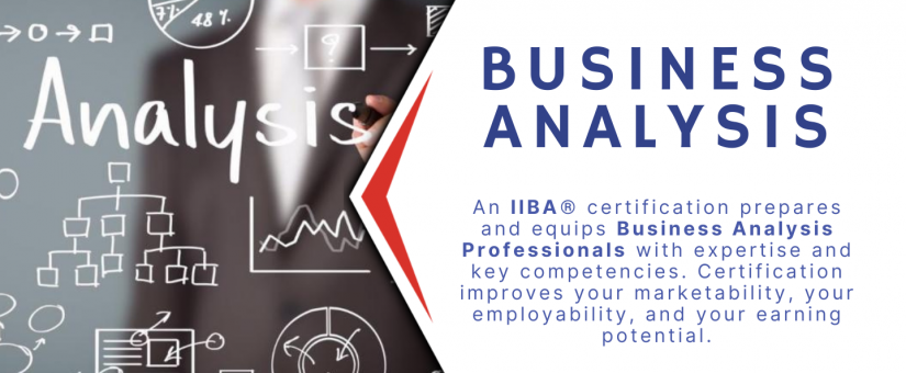 VIRTUAL CLASSROOM – Certified Business Analysis Professional/ Certification of Competency in Business Analysis (Dec21)
